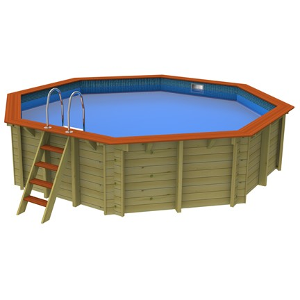 5.6m Hampstead Wooden Pool Prices From