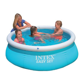 DISCONTINUED - 6' Easy Set Pool