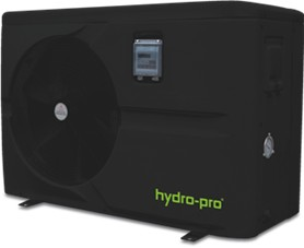 Hydro-Pro Heat pump type 7 horizontal