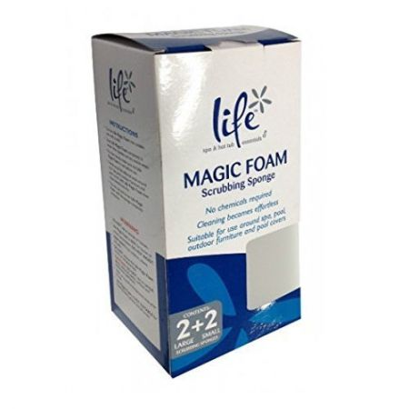 Essentials Life Magic Foam Scrubbing Sponge