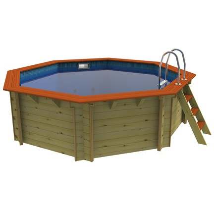 5m Mayfair Premium Wooden Pool - Prices from