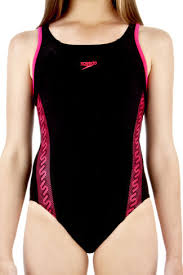 Speedo Child's Monogram Muscleback