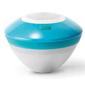 Intex floating speaker