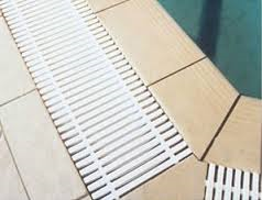 Overflow Grating